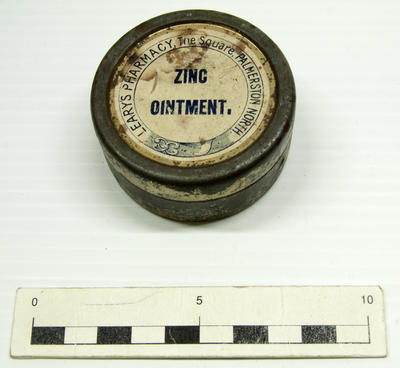 Tin, Ointment