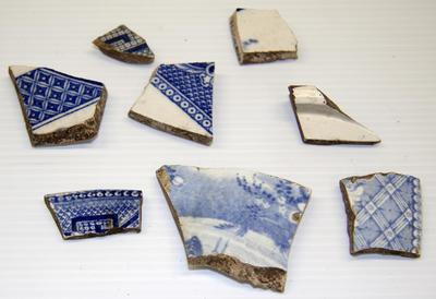 Fragments, China