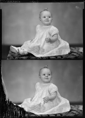Land, Baby Girl; 13 Dec 1951; SW1951.1285