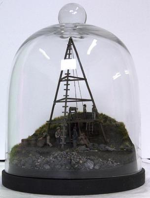 Model, Alpha Oil Well