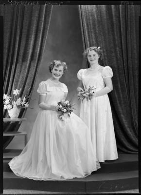 Dally, Debutants; 12 Sep 1951; SW1951.1597