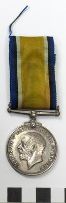 Medal, British War; A59.324
