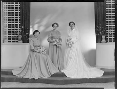 O'Halloran, Wedding; 01 Sep 1952; SW1952.0855