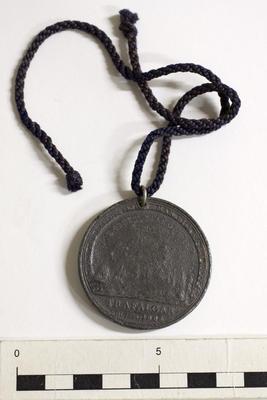Medal, Boulton's Trafalgar; A74.997
