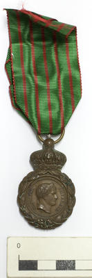 Medal, St Helena