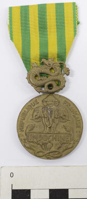 Medal, Indochina Campaign (1953)