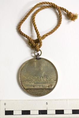 Medal, Seringapatam; A74.847