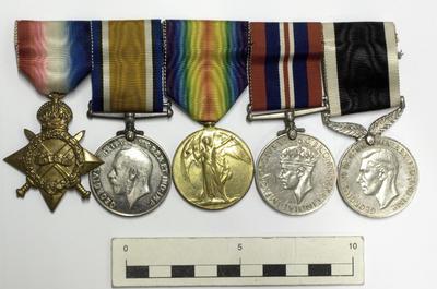 Medal, New Zealand War Service