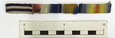 Ribbons, Medal; A91.187