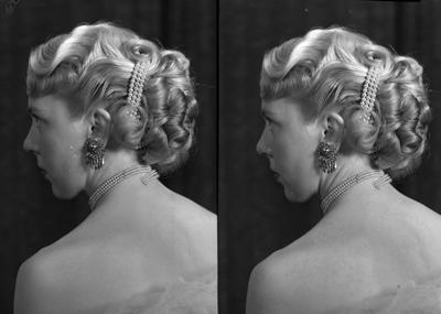 Halder, Hairdressing Model