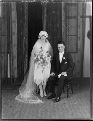 Deacon, Wedding