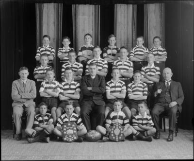 Convent Football Team