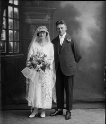 Jacobson, Wedding