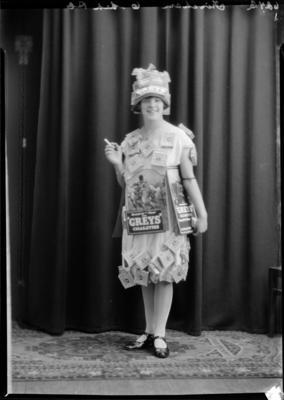 Fineham, Woman