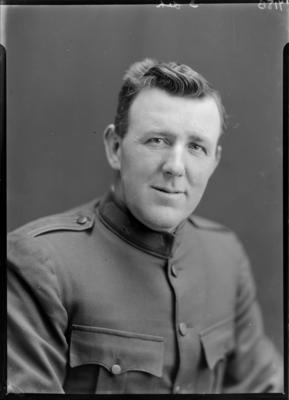 [Thorne], Salvation Army Man