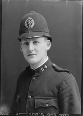 Rounthwaite, Policeman