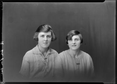 Robinson, Two Girls
