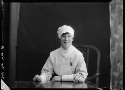 Babbage, Nurse