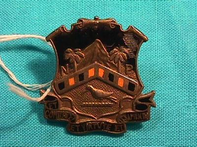 Badge, New Plymouth Boys' High School