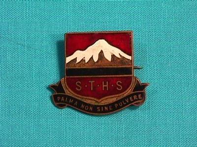 Badge, Stratford Technical High School