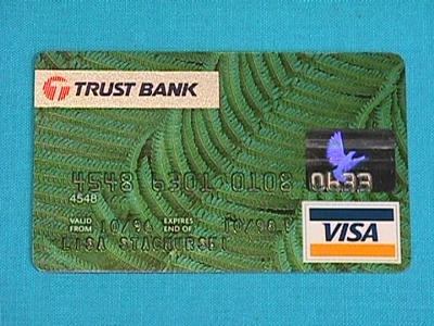 Card, Visa