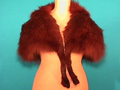 Mantle, Fur