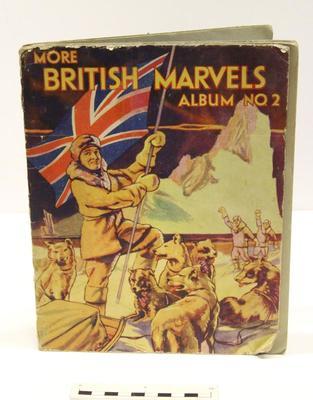 Album, Picture Stamp; Circa 1936; A96.187