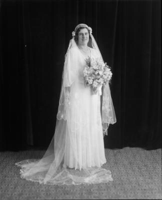 Mackenzie, Wedding