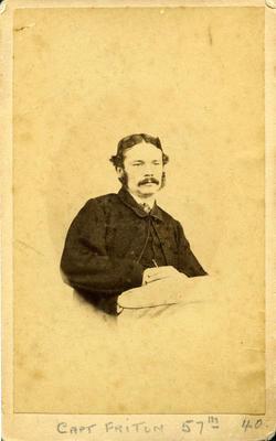 Captain Edward Brutton