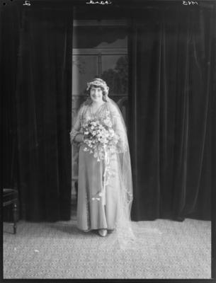 Chard, Wedding