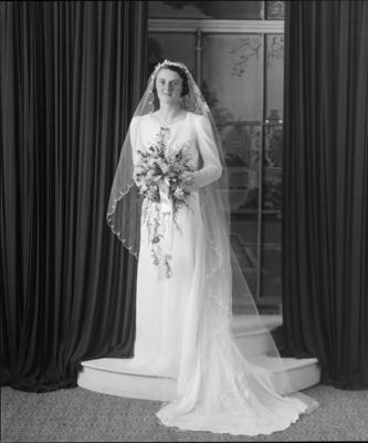 Millward, Wedding