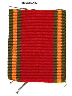 Ribbon, Medal