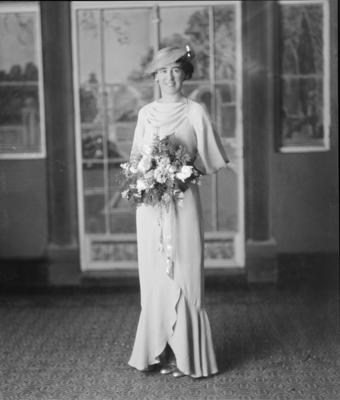Aubry, Wedding