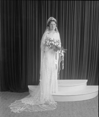 Albrechtsen, Wedding