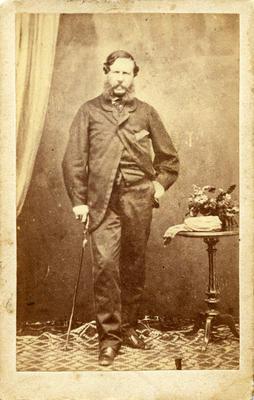 Colonel Henry James Warre