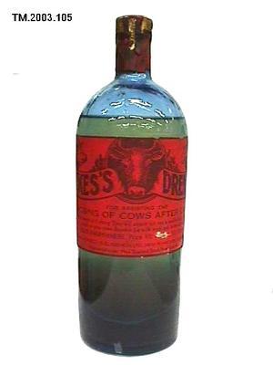 Bottle, Drench; TM2003.105
