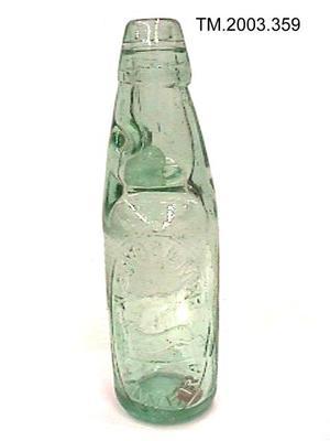 Bottle, Codd; 1898-1901; TM2003.359