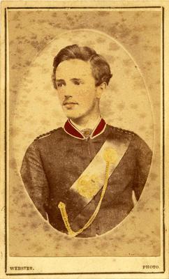 Lieutenant William Henry Skinner; 03 Sep 1873; PHO2008-1852