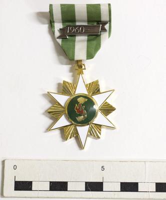 Medal, South Vietnam Campaign
