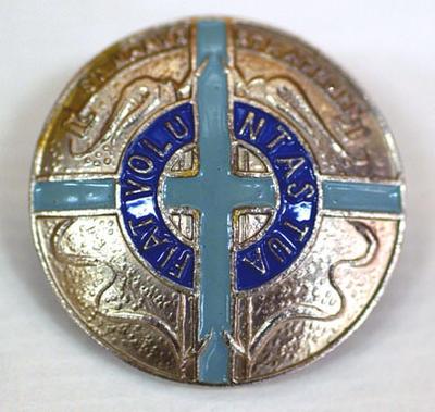 Badge, Saint Mary's Diocesan School