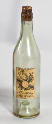 Bottle, Olive Oil; PA2005.186
