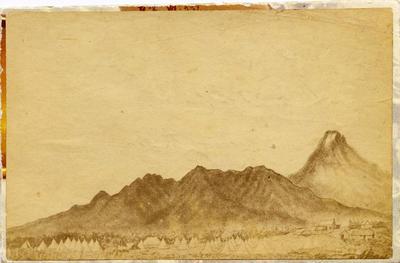 No. 2 Camp, Okato; Post 1865; PHO2009-003