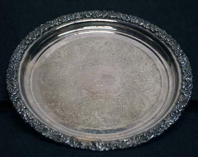 Plate, Ceremonial
