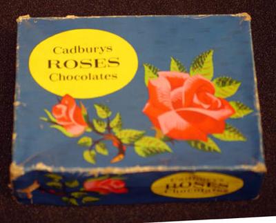 Box, Chocolate; Circa 1960s; PA2005.209