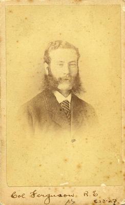 Colonel Charles Ferguson