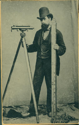 "Mr Charles Davy, Barque ""Himalaya"", December 23rd 1843"