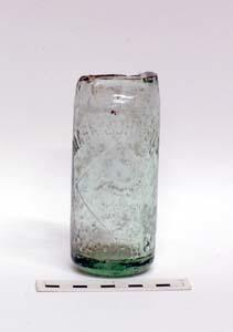 Bottle, Aerated Water