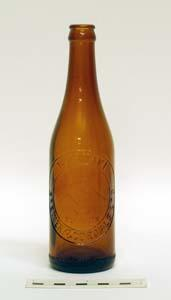 Bottle, Crown Top; A97.150