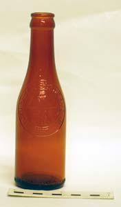 Bottle, Crown Top; A97.157