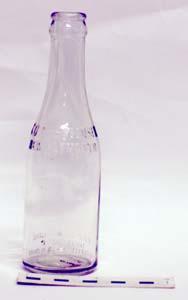 Bottle, Crown Top; A97.175